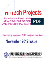 Project Reports Magazine