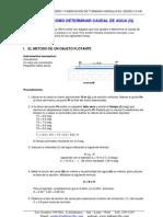 Formulas Para Medir El Caudal