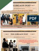The Gurgaon Post - Volume 39