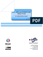KPI OEE Downtime Analytics