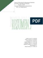 132 RESUMEN FINAL Control Administrativo 2009 Modificado