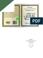 Useful Mathematical & Physical Formulae