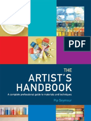The Artist Handbook | Paint | Watercolor Painting on