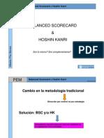 BSC vs Hoshin Kanri