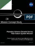 18 Titan Saturn System Mission Final