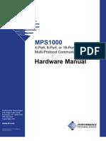 Mps1000 Manual