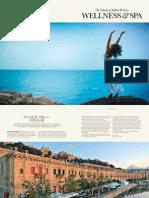 Wellness & Spa Brochure English