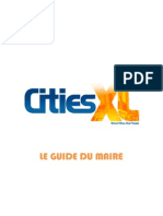 Manual Cities Xl Fr Solo
