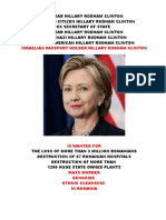 Khazar Hillary Rodham Clinton
