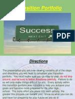 Transition Portfolio Guidelines (Version 2.1)