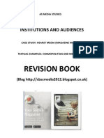 Revision Booklet