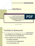 Clase 01 Las Interfaces de Acceso a Datos