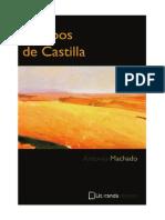 Campos de Castilla Antonio Machado
