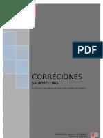 CORRECCIONES. PARTE I