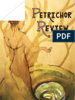 Petrichor Review Issue #1