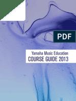 Yamaha Music Class