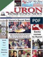 Huron Hometown News - December 13, 2012