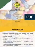 Referat Hipertensi Pulmonal