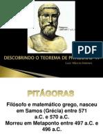 DESCOBRINDO O TEOREMA DE PITÁGORAS