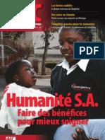 Magazine Croix-Rouge, Croissant-Rouge. No 3, 2012
