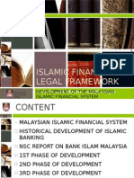Development of the Malaysian Islamic Financial System