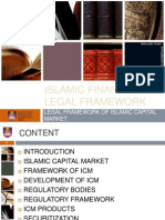 Legal Framework of Islamic Capital Market