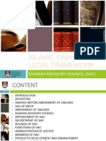 Shariah Advisory Council (SAC)