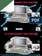 Computador y Sus Partes.