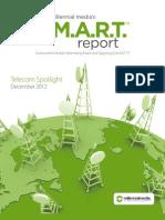 Millennial Media's December S.M.A.R.T. Report