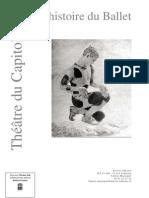 PDF Histoire Du Ballet