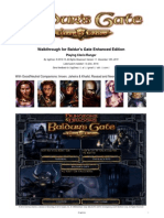 Baldur's Gate Enhanced Edition Walkthrough Cleric/Ranger
