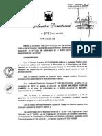 DESIGNAN NUEVO GOBERNADOR EN PROVINCIA DE ASCOPE
