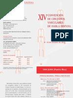 Programa Preliminar Xiv Cvhh-1