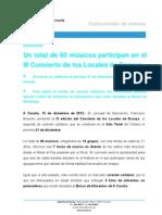 13-12-12 Nota EDUCACIÓN Y JUVENTUD_Locales de Ensayo