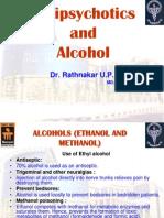 Antipsycho & Alcohol