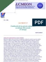 Leonhard, K. - Clasificación de las psicosis endógenas y su etiología di 6