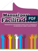 Manual Facilitadores