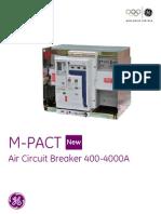 Ge - Mpact Mpro Acb ( 400a - 4000a )