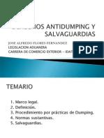 Antidumping y Salvaguardias