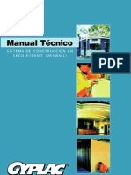 Manual Técnico GYPLAC