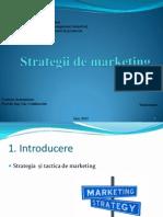 strategi margeting