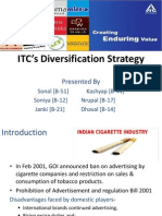 28193037 Itc Diversification Case Solution