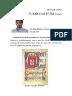 07 Concelho de Mora - Forais e História - Parte 2
