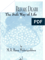 the Sufi way of Life