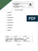 GFT-MA-003 Manual de Gestion de la Tecnologia Medica y Biomedica