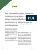 Weakening of the State in International Relations (Schlossplatz3-Issue 13)