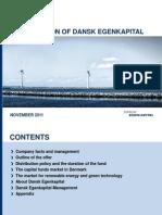 Dansk Egenkapital