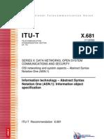 ITU X.681