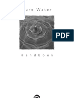 Pure Water Handbook