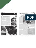 """""""La poesía es un arma cargada de futuro"""". Nota a Hoski para el semanario Voces, por Matías Rótulo (Jueves 6 de Diciembre de 2012)"""